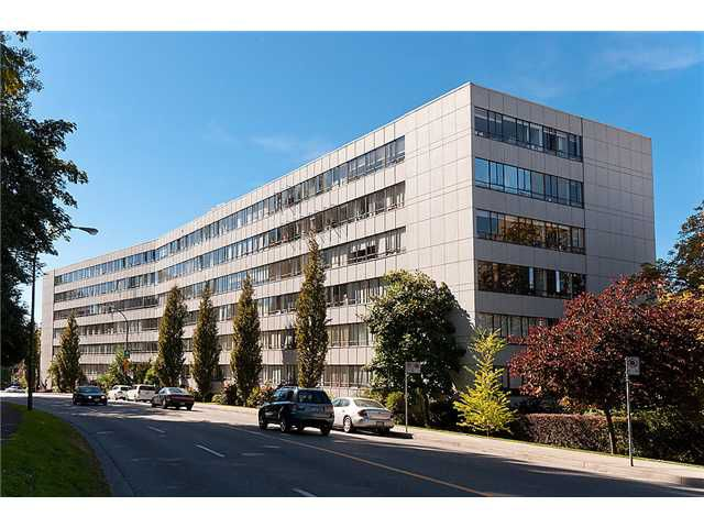 Main Photo: 820 1445 MARPOLE Avenue in Vancouver: Fairview VW Condo for sale (Vancouver West)  : MLS®# V973764