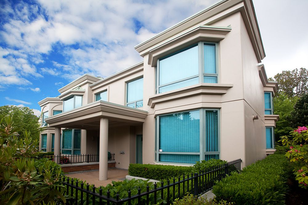 Main Photo: 6 6611 Southoaks Crescent in Burnaby: Highgate Townhouse for sale (Burnaby South)  : MLS®# V1008585
