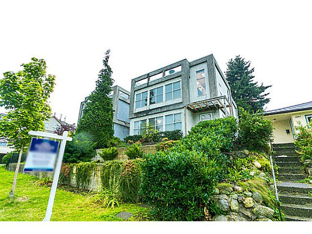 Main Photo: 1588 E 41ST Avenue in Vancouver: Knight House for sale (Vancouver East)  : MLS®# V1089979