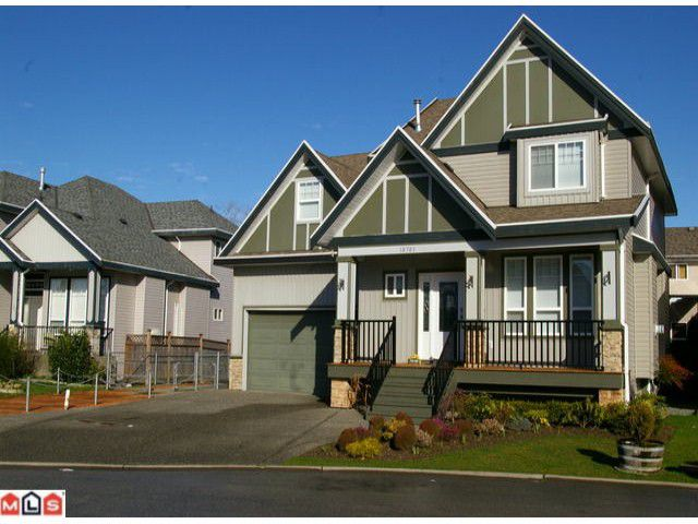 Main Photo: 16761 63B AV in : Cloverdale BC House for sale : MLS®# F1217043