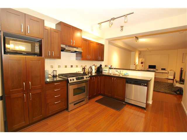 """""""Dream kitchen with updated laminate floors"""