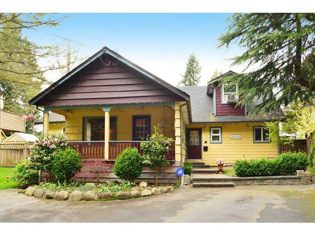 """Main Photo: 12355 NEW MCLELLAN Road in Surrey: Panorama Ridge House for sale in """"Panorama Ridge"""" : MLS®# F1437155"""