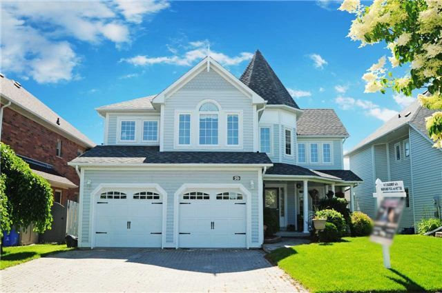 Main Photo: 20 Watford Drive in Whitby: Brooklin House (2-Storey) for sale : MLS®# E3240472