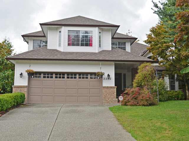 "Main Photo: 3306 ABBEY Lane in Coquitlam: Park Ridge Estates House for sale in ""PARKRIDGE ESTATES"" : MLS®# V1141735"