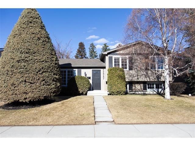 Main Photo: 12547 LAKE GENEVA Road SE in Calgary: Lake Bonavista House for sale : MLS®# C4065380