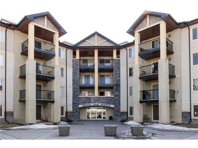 Main Photo: 1225 8810 ROYAL BIRCH Boulevard NW in Calgary: Royal Oak Condo for sale : MLS®# C4107306