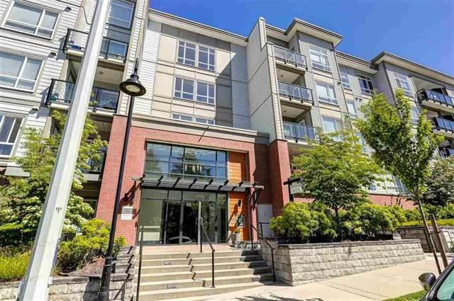 """Main Photo: 325 13733 107A Avenue in Surrey: Whalley Condo for sale in """"QUATRO"""" (North Surrey)  : MLS®# R2157614"""