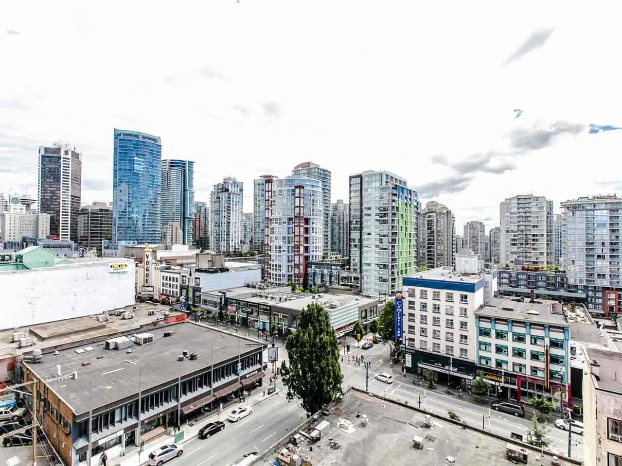 Main Photo: 807 1010 HOWE Street in Vancouver: Downtown VW Condo for sale (Vancouver West)  : MLS®# R2160002