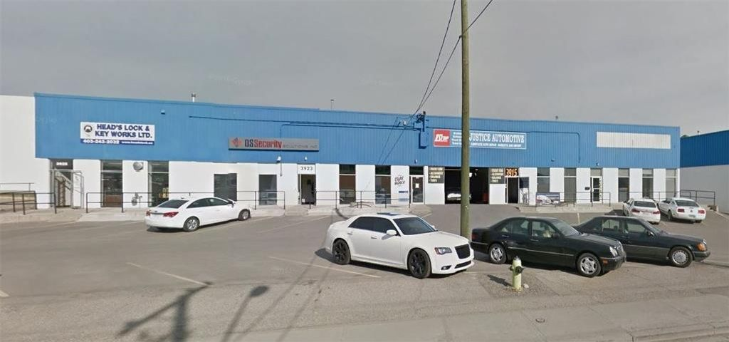 Main Photo: 3923 MANCHESTER Road SE in Calgary: Highfield Industrial for sale : MLS®# C4120908