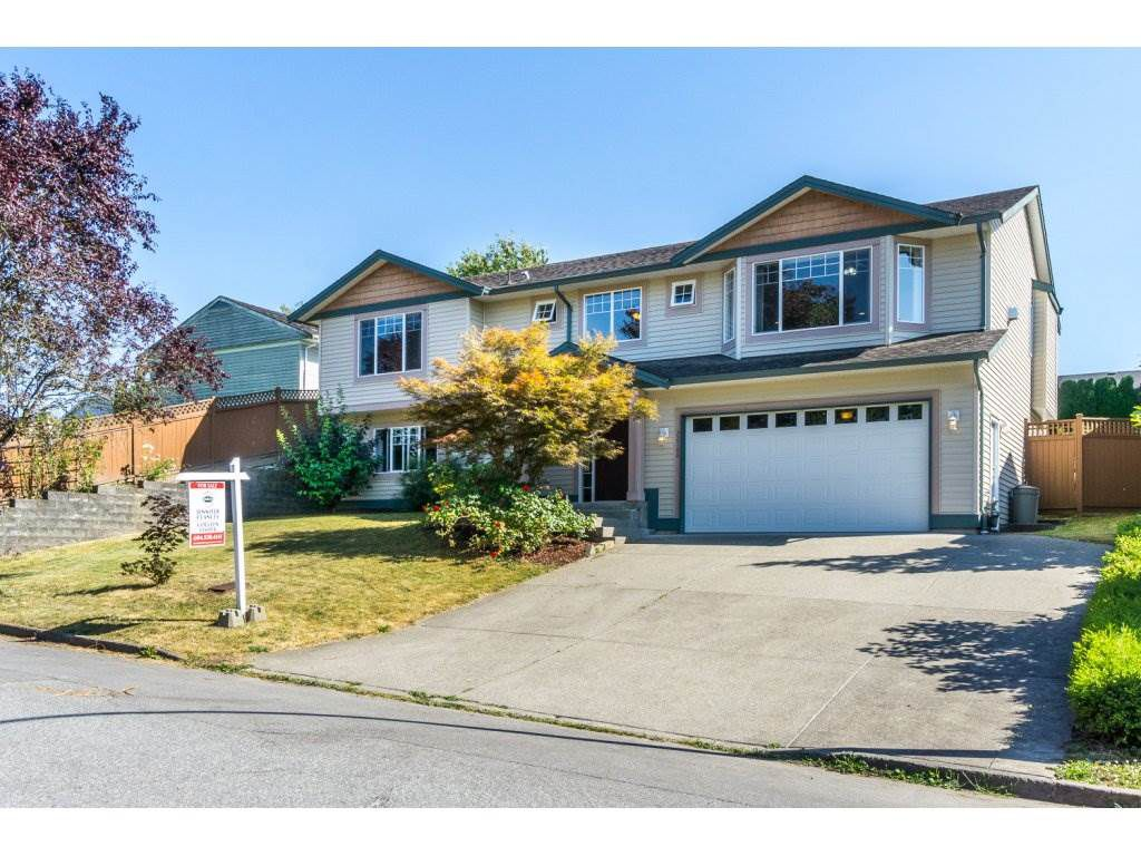 Main Photo: 22788 124 Avenue in Maple Ridge: East Central House for sale : MLS®# R2189578