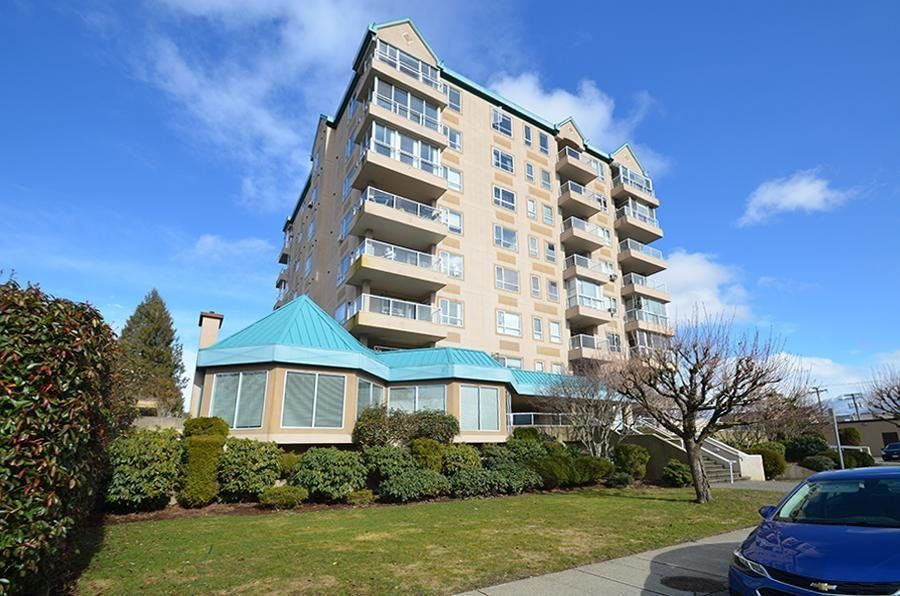 """Main Photo: 704 45745 PRINCESS Avenue in Chilliwack: Chilliwack W Young-Well Condo for sale in """"PRINCESS TOWERS"""" : MLS®# R2210293"""