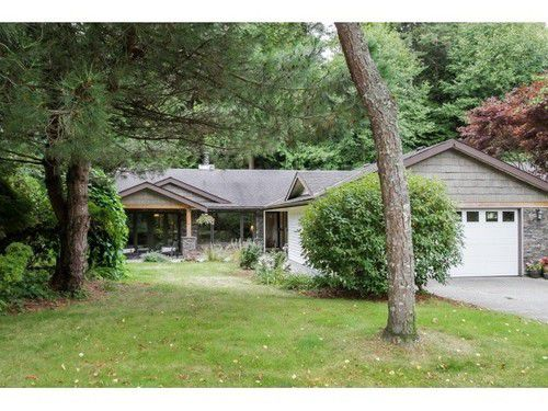 Main Photo: 2107 126TH Street in South Surrey White Rock: Home for sale : MLS®# F1421991