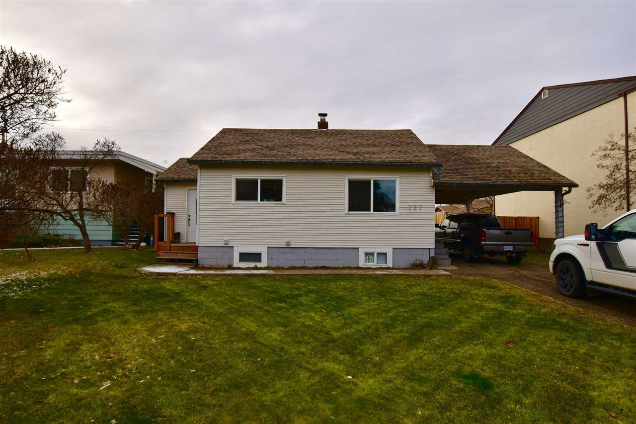 Main Photo: 727 DOUGLAS Street in Prince George: Central House for sale (PG City Central (Zone 72))  : MLS®# R2222006