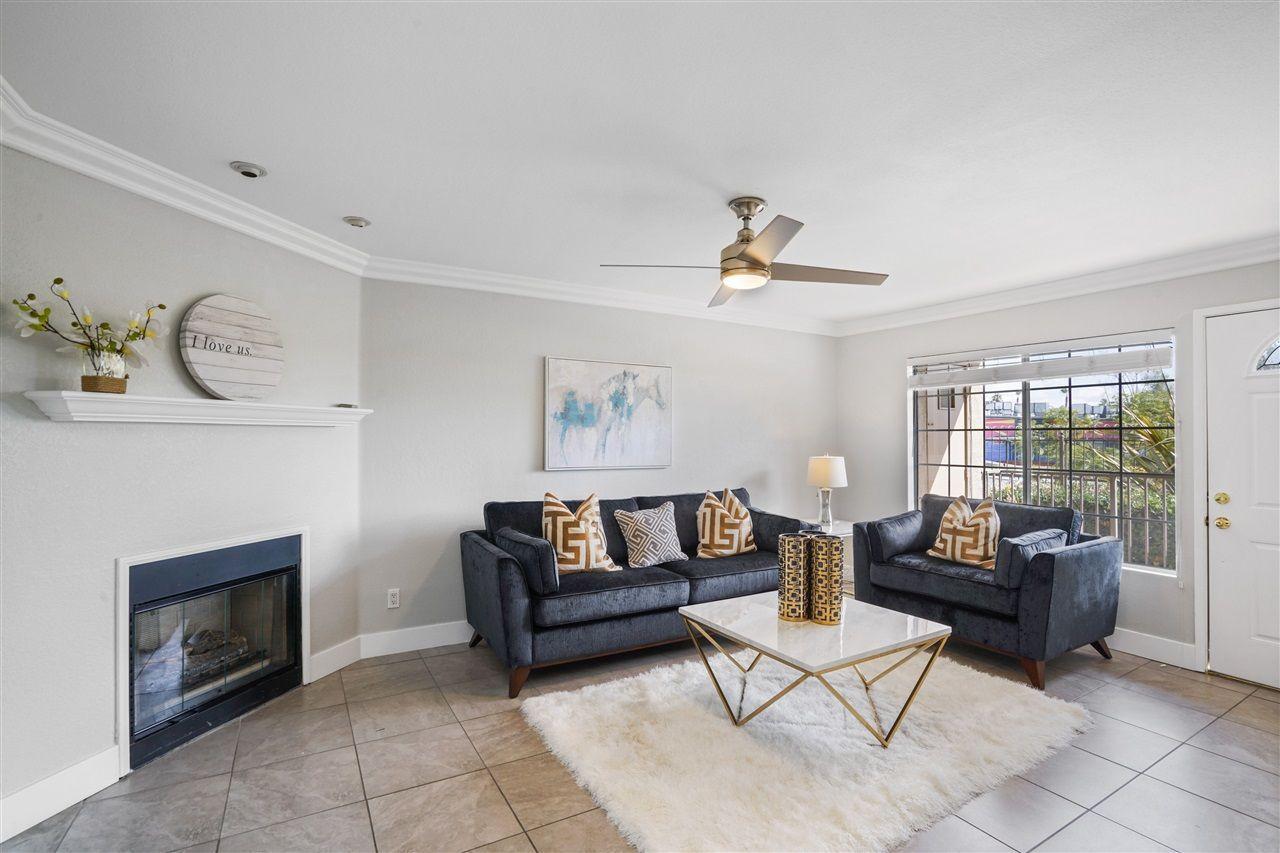 Main Photo: SAN DIEGO Condo for sale : 2 bedrooms : 4775 Seminole Dr #108