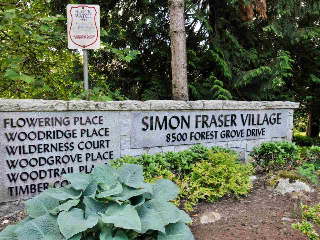 Welcome to Simon Fraser Village