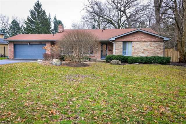 Main Photo: 2346 Mississauga Road in Mississauga: Sheridan House (Backsplit 3) for sale : MLS®# W4214599