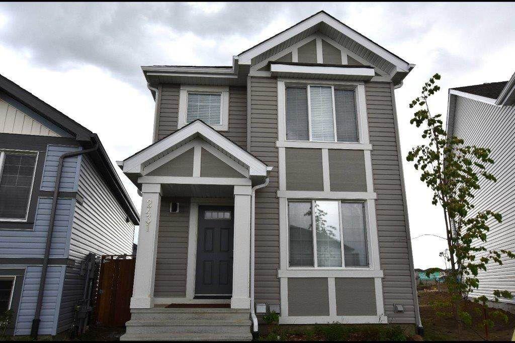 Main Photo: 2431 18 Avenue in Edmonton: Zone 30 House for sale : MLS®# E4133347