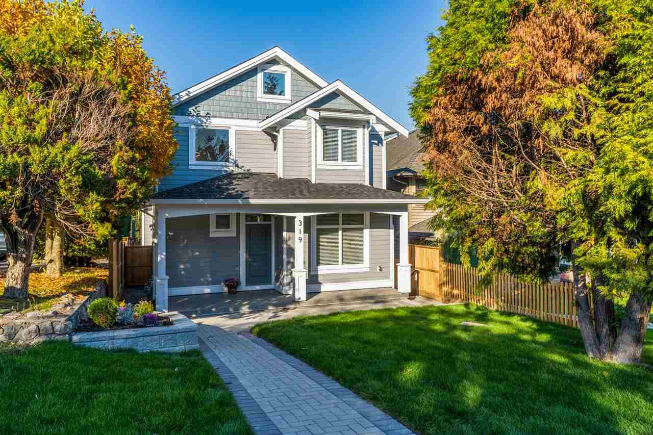 Main Photo: 319 NOOTKA Street in New Westminster: The Heights NW House for sale : MLS®# R2317528
