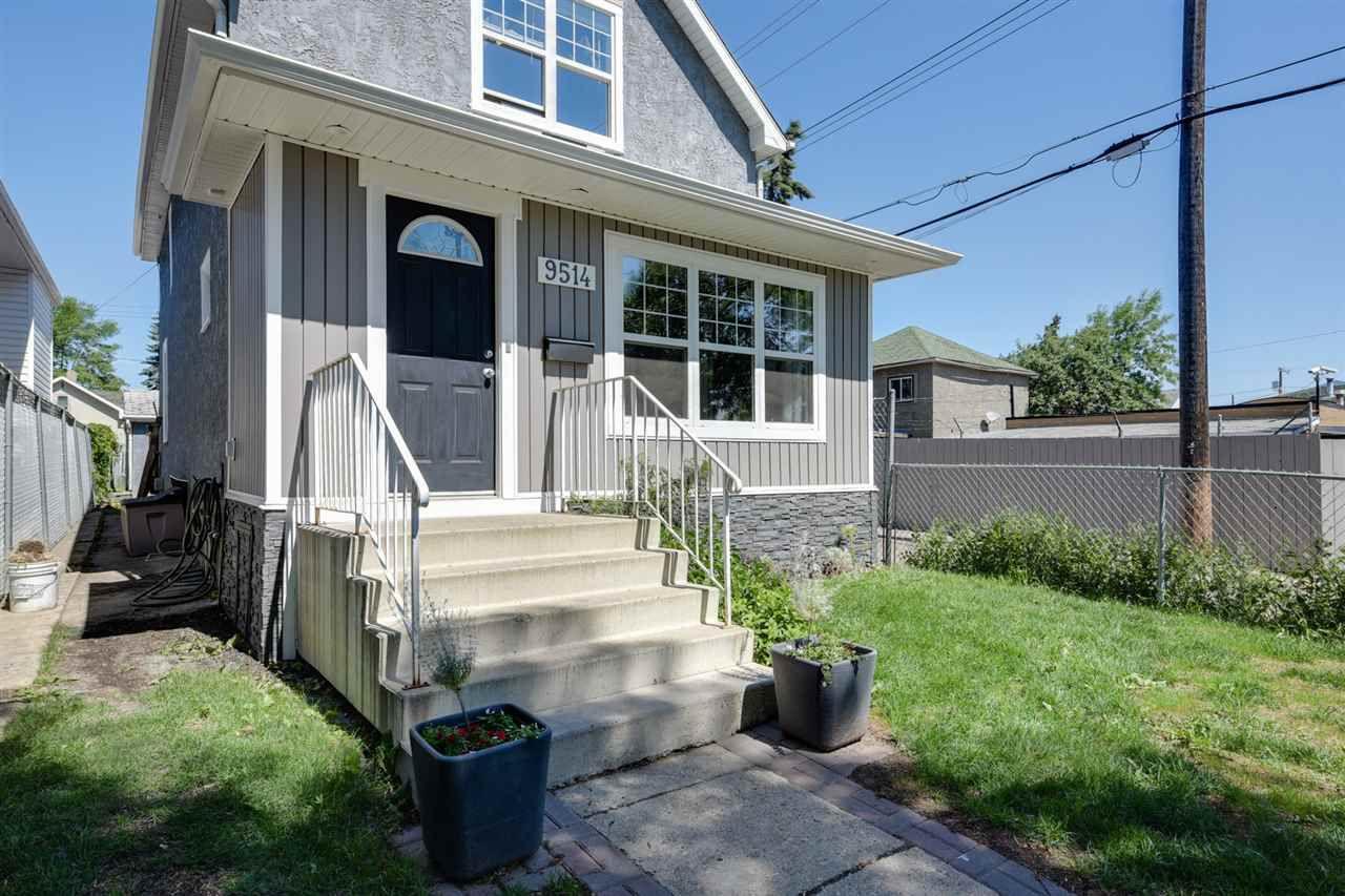 Main Photo: 9514 106A Avenue in Edmonton: Zone 13 House for sale : MLS®# E4135340