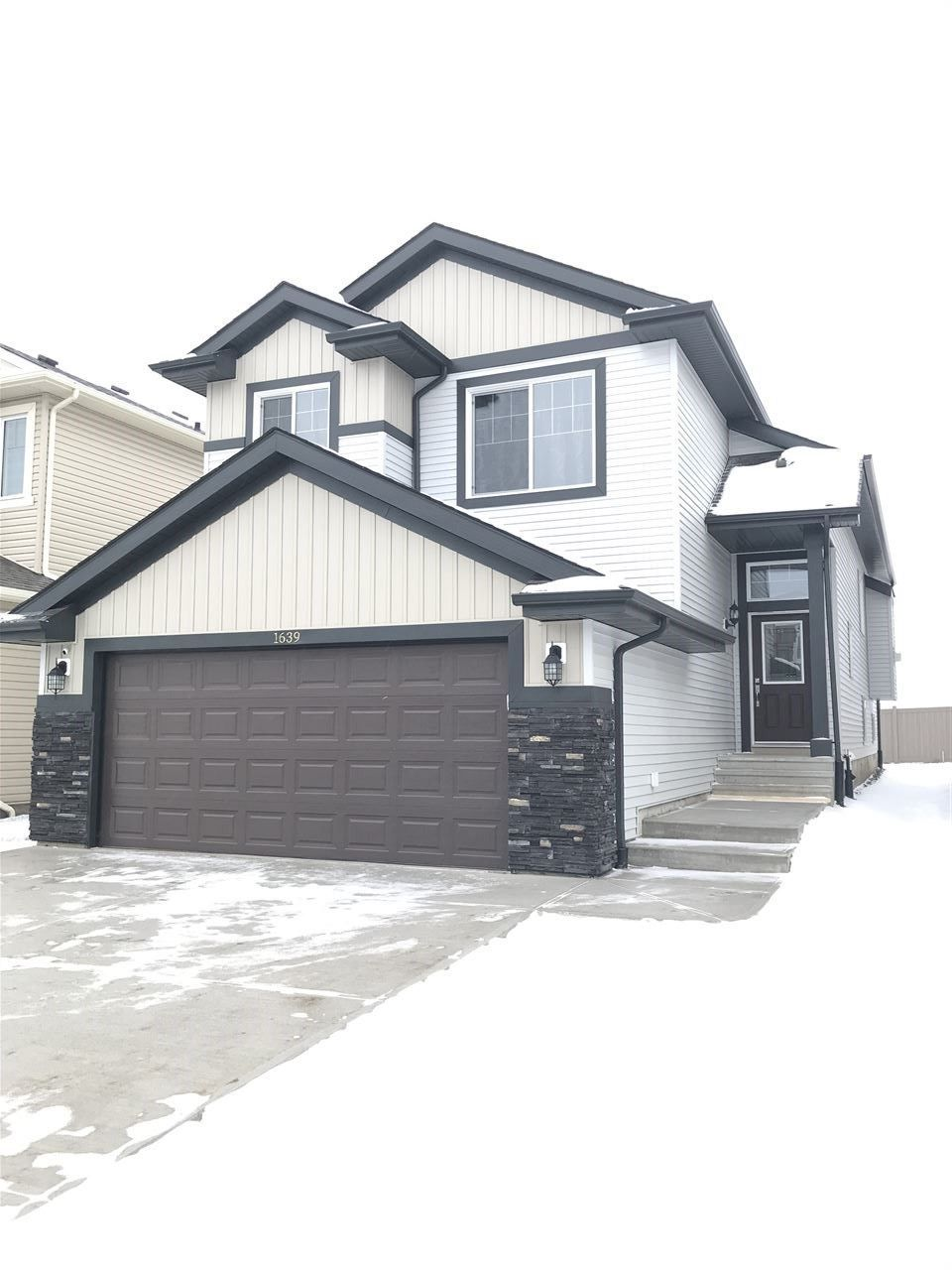 Main Photo: 1639 18 Street in Edmonton: Zone 30 House for sale : MLS®# E4135622