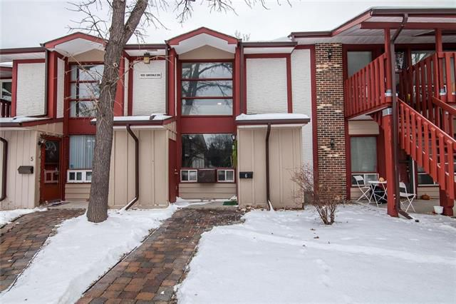 Main Photo: 6 405 Oakdale Drive in Winnipeg: Charleswood Condominium for sale (1G)  : MLS®# 1831491