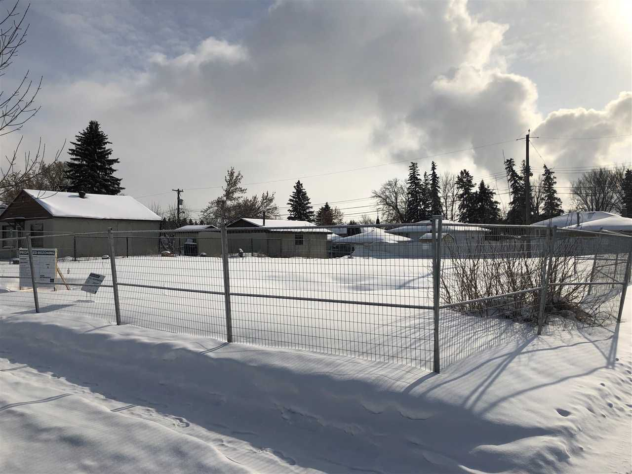Main Photo: 3645 106 Avenue in Edmonton: Zone 23 Vacant Lot for sale : MLS®# E4141230