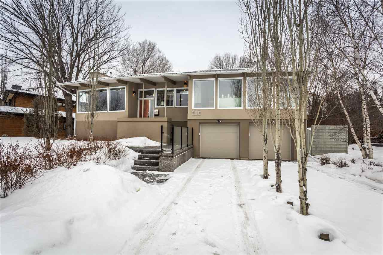 Main Photo: 13803 VALLEYVIEW Drive in Edmonton: Zone 10 House for sale : MLS®# E4142799