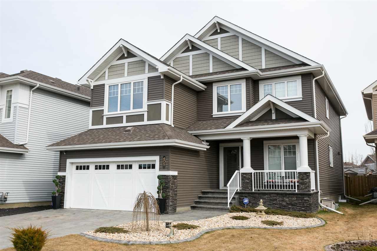 Main Photo: 605 Hemingway Point in Edmonton: Zone 58 House for sale : MLS®# E4147861