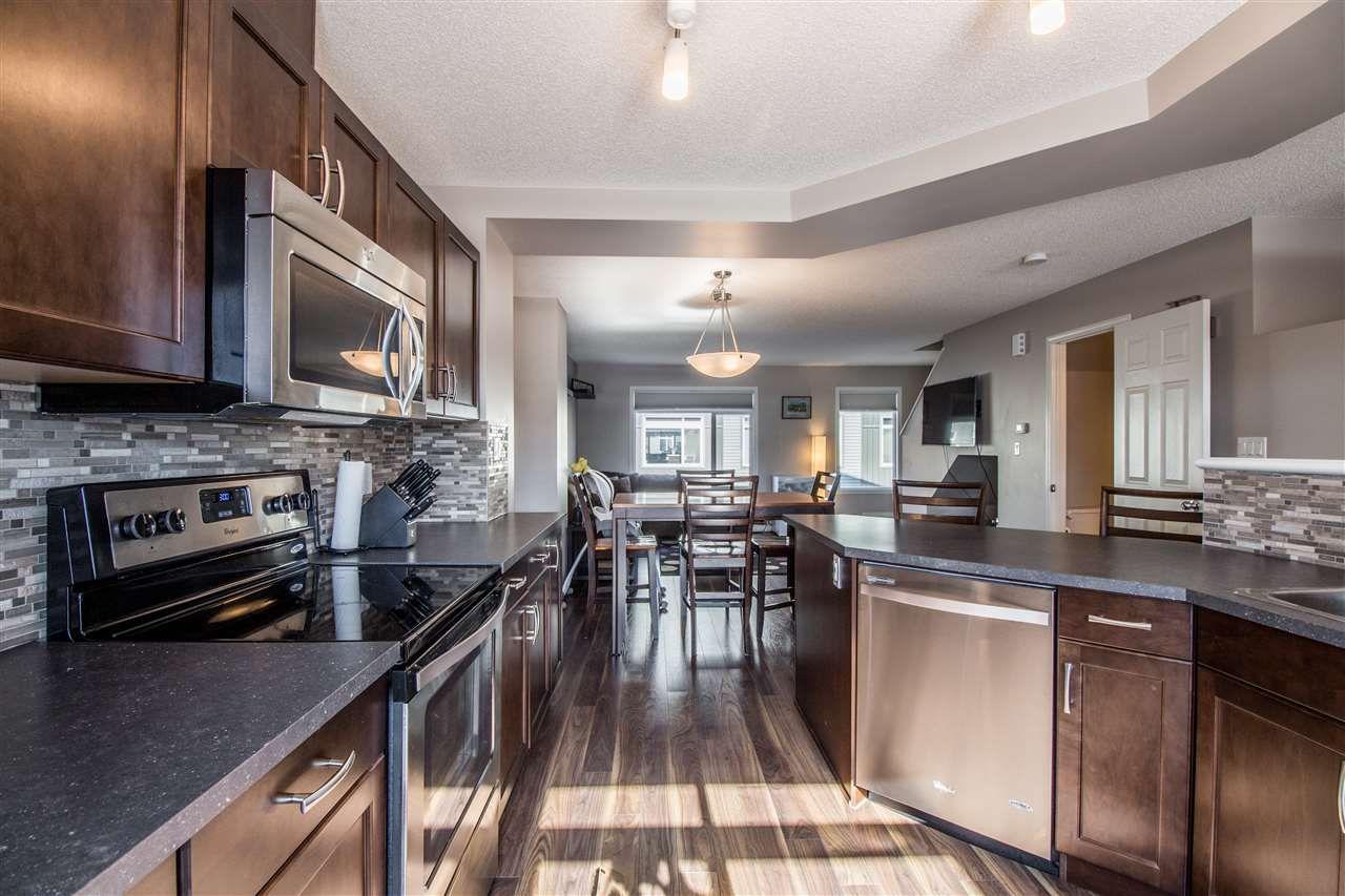 Main Photo: 60 7503 GETTY Gate in Edmonton: Zone 58 Townhouse for sale : MLS®# E4148170