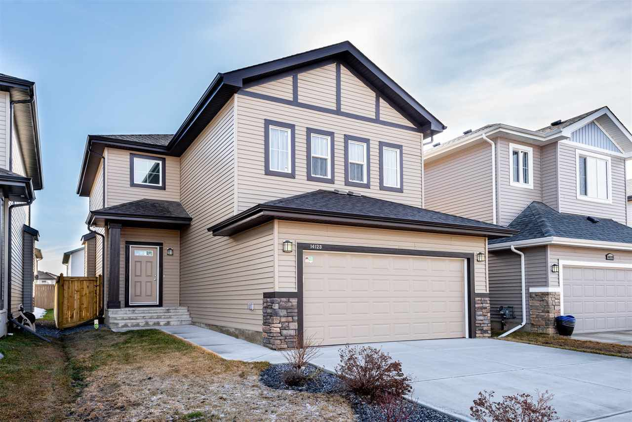 Main Photo: 14123 138 Street in Edmonton: Zone 27 House for sale : MLS®# E4149894