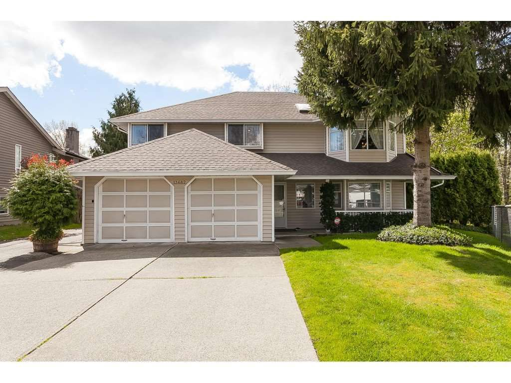 Main Photo: 13682 90 Avenue in Surrey: Bear Creek Green Timbers House for sale : MLS®# R2359509