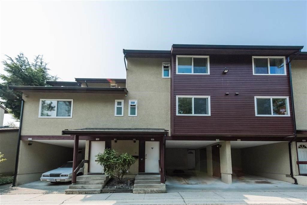 """Main Photo: 3414 LANGFORD Avenue in Vancouver: Champlain Heights Townhouse for sale in """"Richview Gardens - Champlain Heights"""" (Vancouver East)  : MLS®# R2368073"""