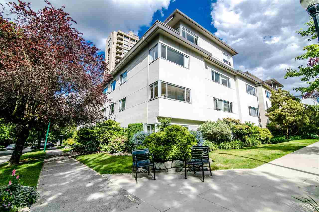 Main Photo: 206 1050 JERVIS Street in Vancouver: West End VW Condo for sale (Vancouver West)  : MLS®# R2376645