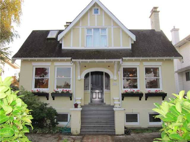Main Photo: 3930 W 29TH Avenue in Vancouver: Dunbar House for sale (Vancouver West)  : MLS®# V917856