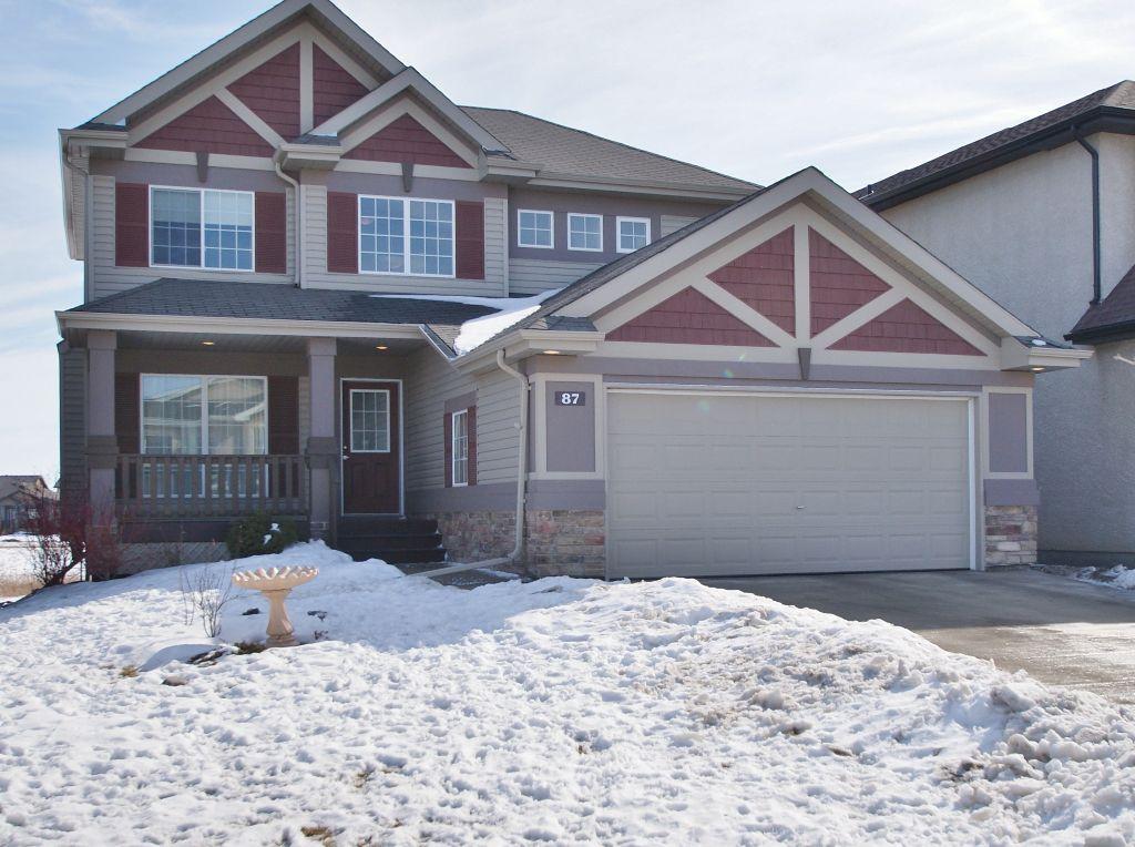 Main Photo: 87 John Mann Place in Winnipeg: North Kildonan Residential for sale (North East Winnipeg)  : MLS®# 1203969