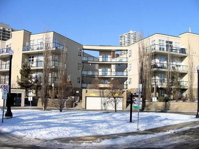 Main Photo: # 103 9804 101 ST in EDMONTON: Zone 12 Condo for sale (Edmonton)  : MLS®# E3288434