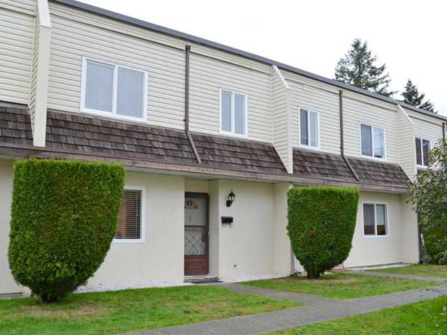 """Main Photo: 2 2957 OXFORD Street in Port Coquitlam: Glenwood PQ Townhouse for sale in """"KIMMEL COURT"""" : MLS®# V1036350"""