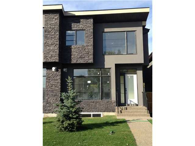 Main Photo: 462 29 Avenue NW in CALGARY: Mount Pleasant Residential Attached for sale (Calgary)  : MLS®# C3595797