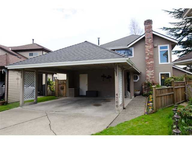 "Main Photo: 4766 CEDAR TREE Lane in Ladner: Delta Manor House for sale in ""CEDAR TREE LANE"" : MLS®# V1056343"