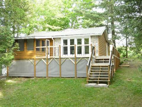 Main Photo: 17 North Taylor Road in Kawartha Lakes: Rural Eldon House (Bungalow) for sale : MLS®# X2900348