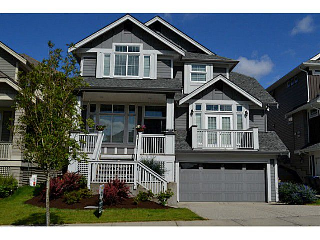 "Main Photo: 7879 170TH Street in Surrey: Fleetwood Tynehead House for sale in ""The Links"" : MLS®# F1414436"