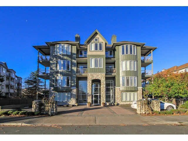 """Main Photo: 402 5475 201 Street in Langley: Langley City Condo for sale in """"HERITAGE PARK"""" : MLS®# F1426930"""