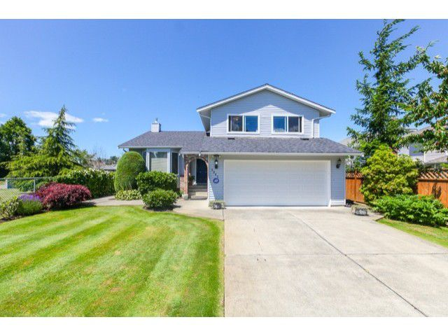 """Main Photo: 5247 BENTLEY Drive in Ladner: Hawthorne House for sale in """"HAWTHORNE"""" : MLS®# V1128574"""