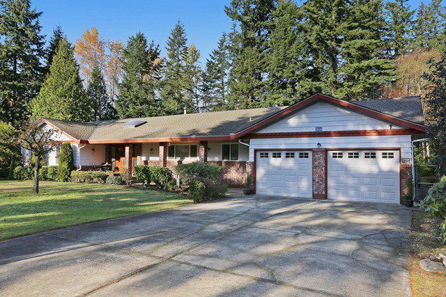 """Main Photo: 14365 25 Avenue in Surrey: Sunnyside Park Surrey House for sale in """"Woodshire"""" (South Surrey White Rock)  : MLS®# R2016899"""