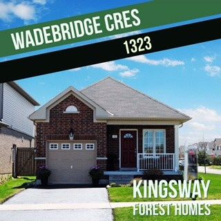 Main Photo: 1323 Wadebridge Crest in Oshawa: Eastdale House (Bungalow) for sale : MLS®# E3493027