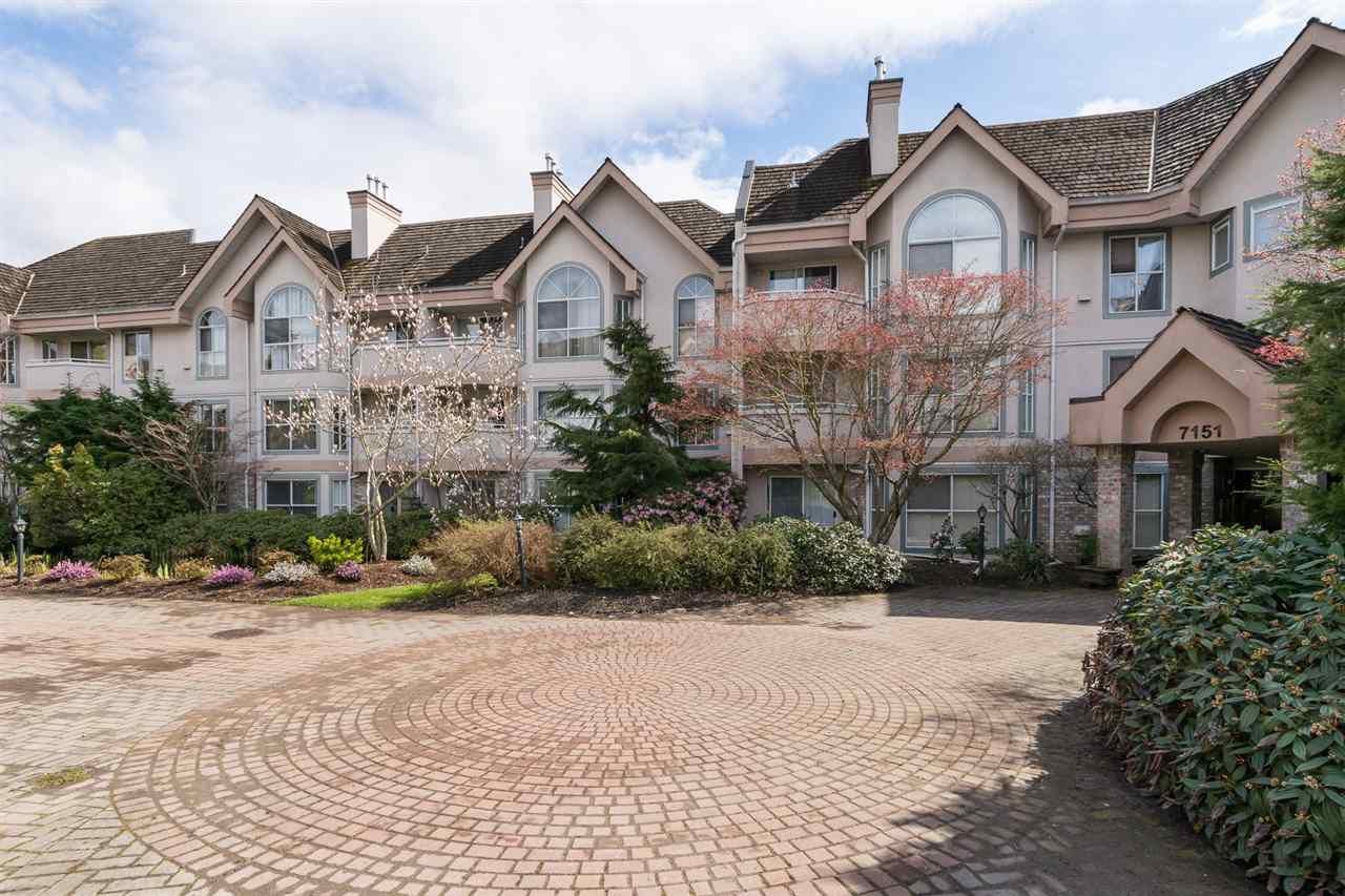 "Main Photo: 304 7151 121 Street in Surrey: West Newton Condo for sale in ""The Highlands"" : MLS®# R2155780"