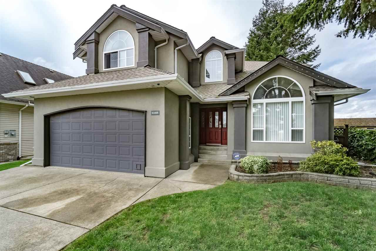 Main Photo: 6185 188 Street in Surrey: Cloverdale BC House for sale (Cloverdale)  : MLS®# R2156158