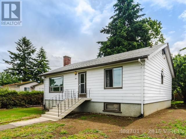 Main Photo: 1023 Dufferin Crescent in Nanaimo: House for sale : MLS®# 409701