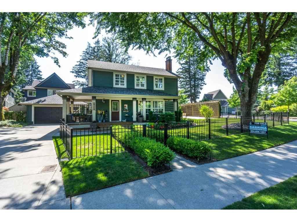 """Main Photo: 5744 CHEAMVIEW Crescent in Sardis: Vedder S Watson-Promontory House for sale in """"GARRISON CROSSING"""" : MLS®# R2183738"""