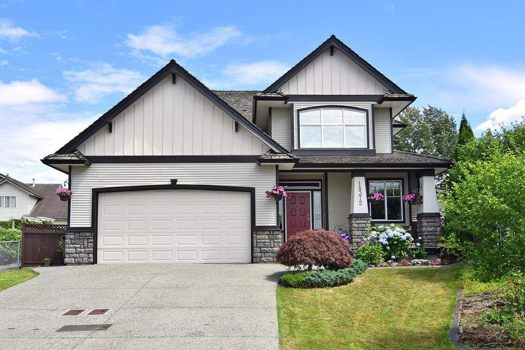 "Main Photo: 18372 66 Avenue in Surrey: Cloverdale BC House for sale in ""CLOVERWOODS"" (Cloverdale)  : MLS®# R2186077"